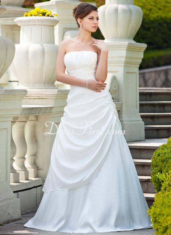 Elegant Wedding Dresses 2013_04