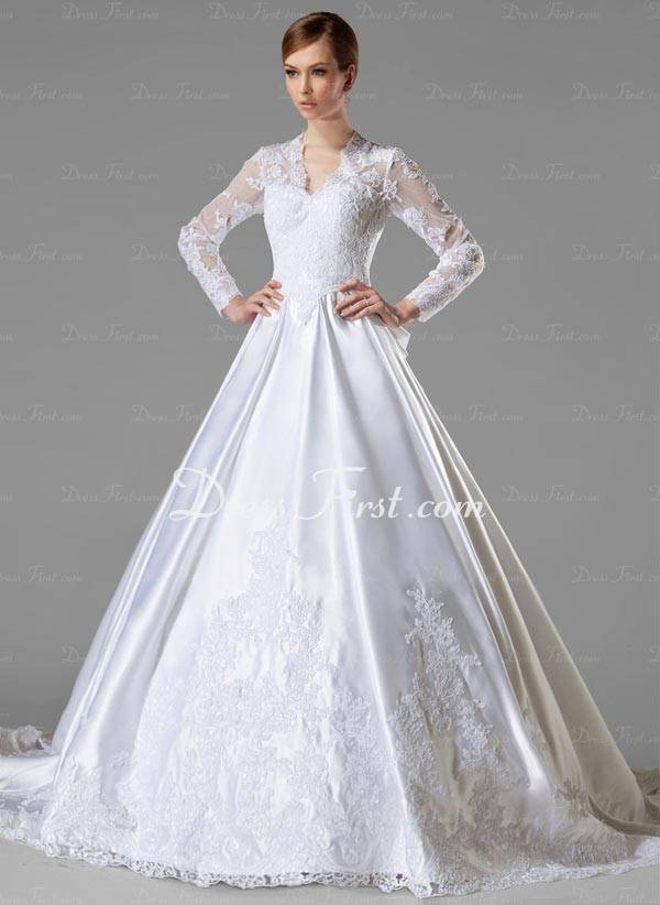 Elegant Wedding Dresses 2013_06