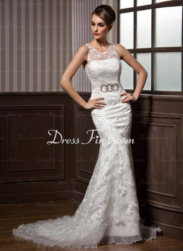 Elegant Wedding Dresses 2013_11