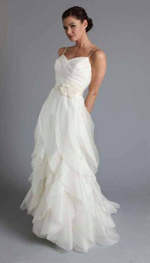 Beach Wedding Dresses 2013_02