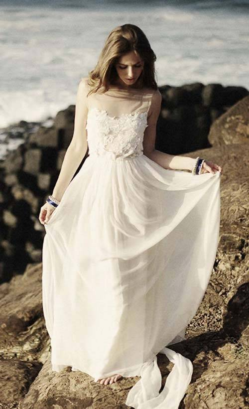 Beach Wedding Dresses 2013_03