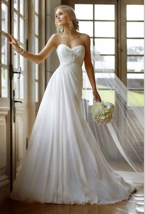 Beach Wedding Dresses 2013_10