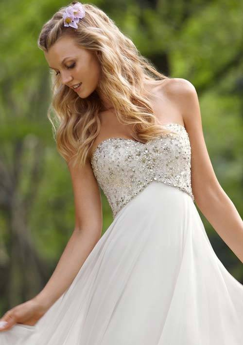 Beach Wedding Dresses 2013_12