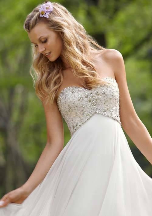 Beach Wedding Dresses 2013
