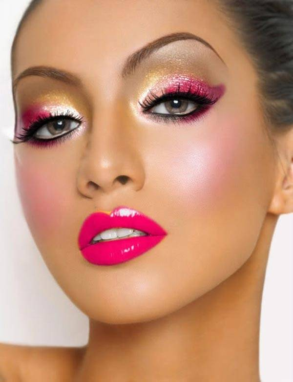 Christmas 2013 Makeup Ideas_10