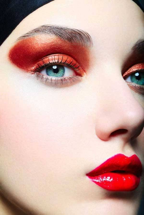 Christmas 2013 Makeup Ideas_14