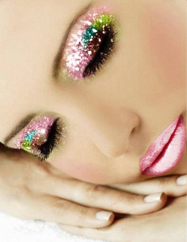 Christmas 2013 Makeup Ideas_15
