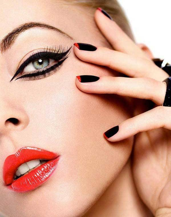 Christmas 2013 Makeup Ideas_22