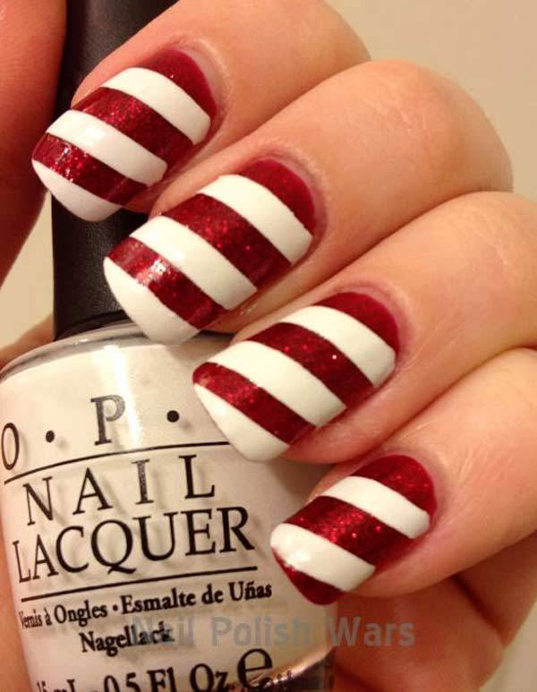 Christmas Nail Art Design Ideas 2013-2014 (14)