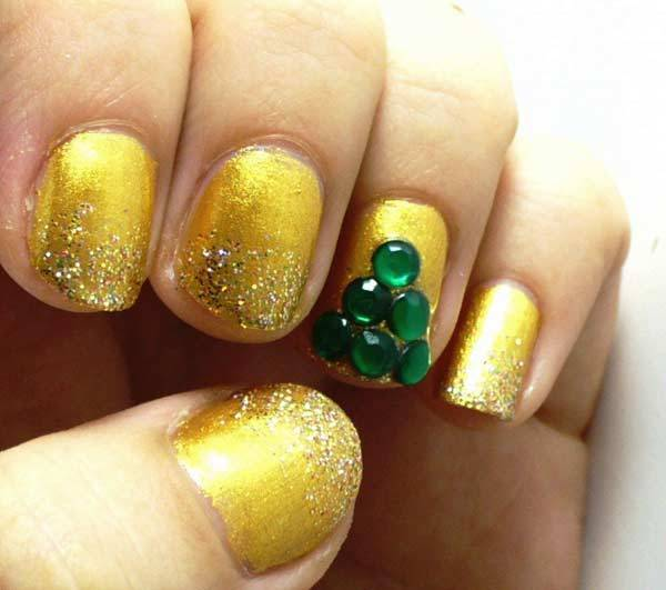 Christmas Nail Art Design Ideas 2013-2014 (15)