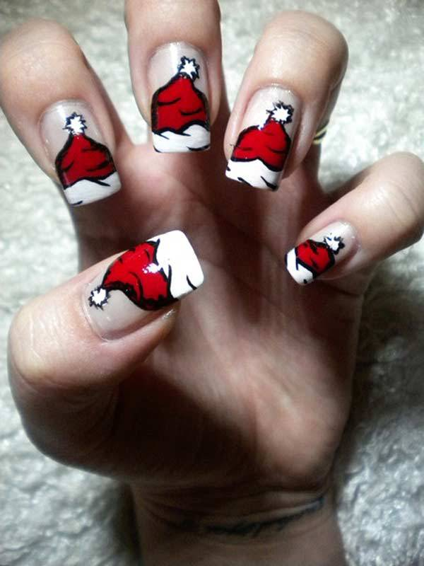 Christmas Nail Art Design Ideas 2013-2014 (17)