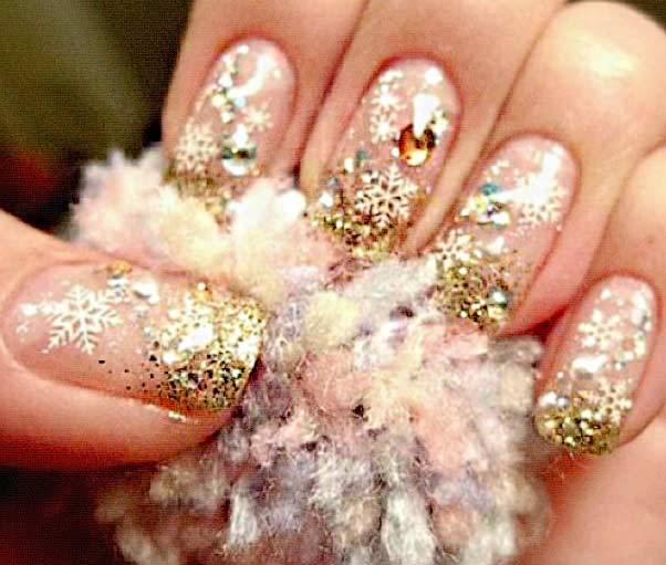 Christmas Nail Art Design Ideas 2013-2014 (18)