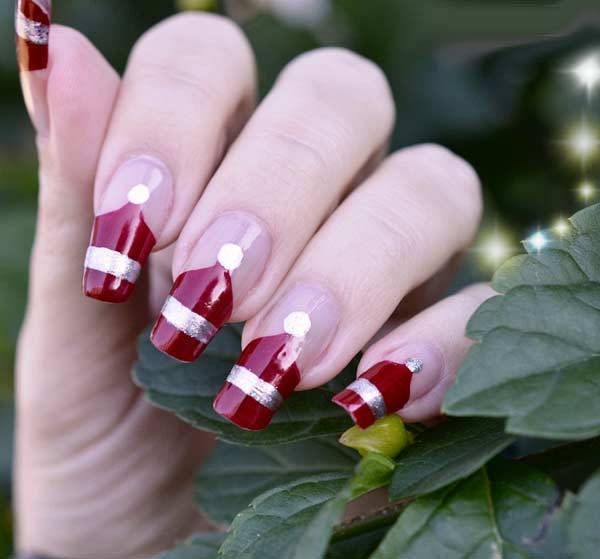 Christmas Nail Art Design Ideas 2013-2014 (25)