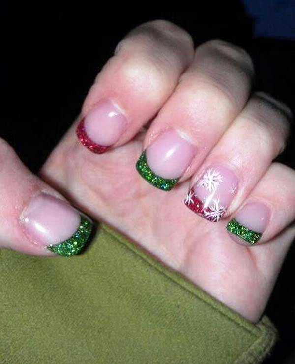 Christmas Nail Art Design Ideas 2013-2014 (33)
