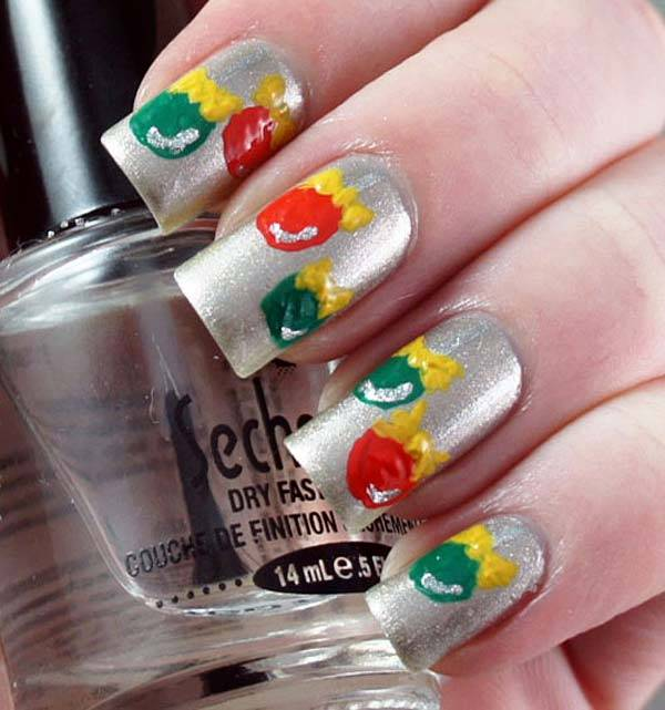 Christmas Nail Art Design Ideas 2013-2014 (41)