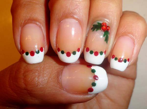 Christmas Nail Art Design Ideas 2013-2014 (47)