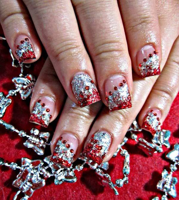 Christmas Nail Art Design Ideas 2013-2014 (6)