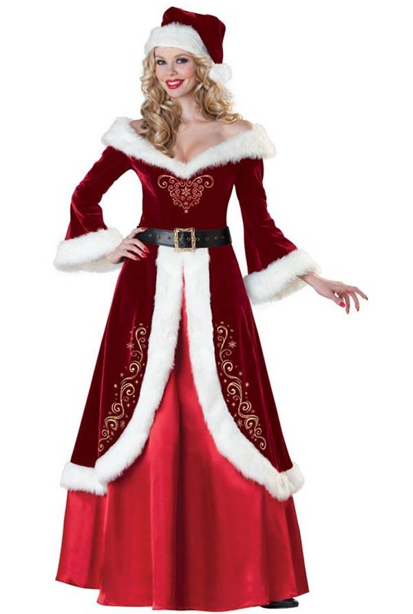 Sexy Adult Christmas Costumes 2013-2014 (1)