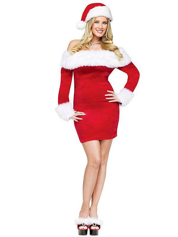 Sexy Adult Christmas Costumes 2013-2014 (13)
