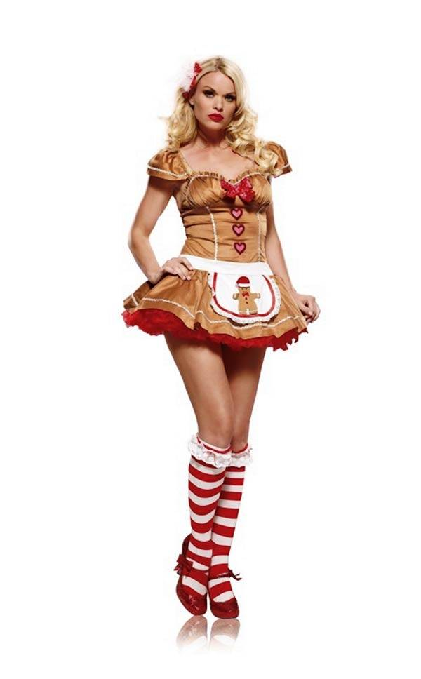 Sexy Adult Christmas Costumes 2013-2014 (14)