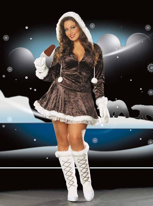 Sexy Adult Christmas Costumes 2013-2014 (17)