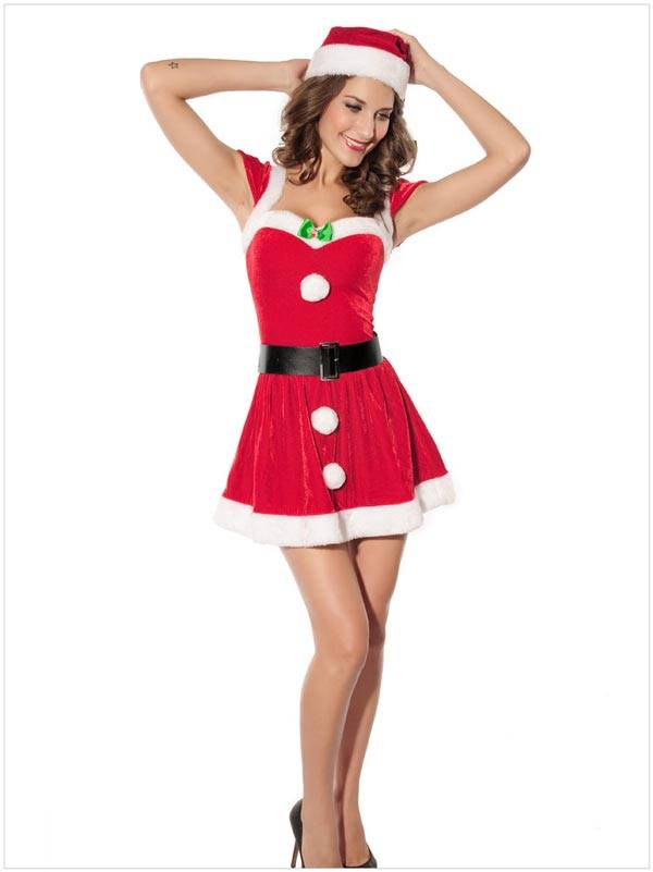 Sexy Adult Christmas Costumes 2013-2014 (19)