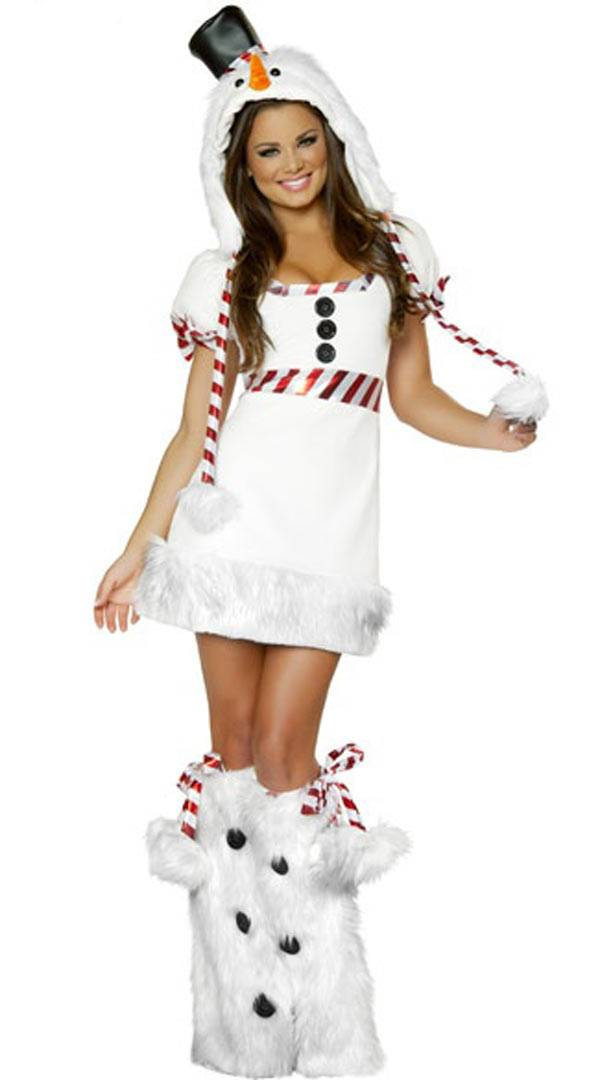 Sexy Adult Christmas Costumes 2013-2014 (5)