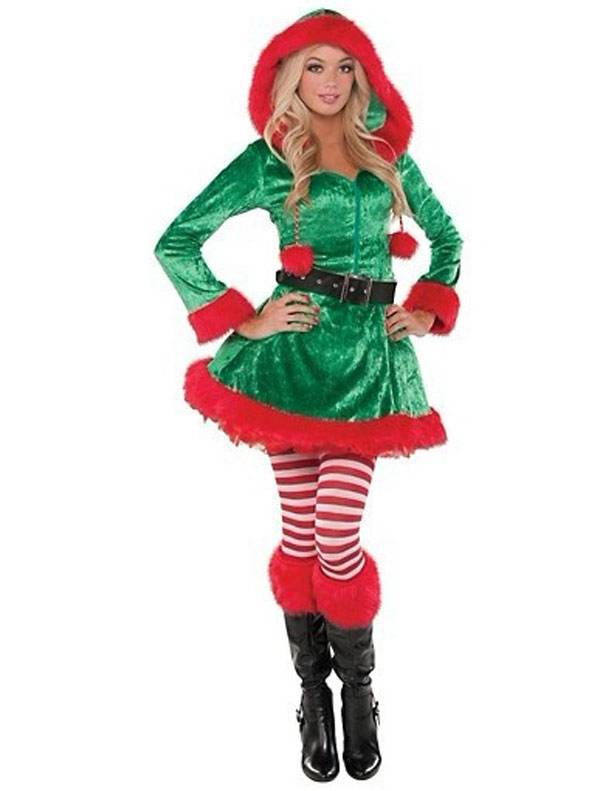 Sexy Adult Christmas Costumes 2013-2014 (6)