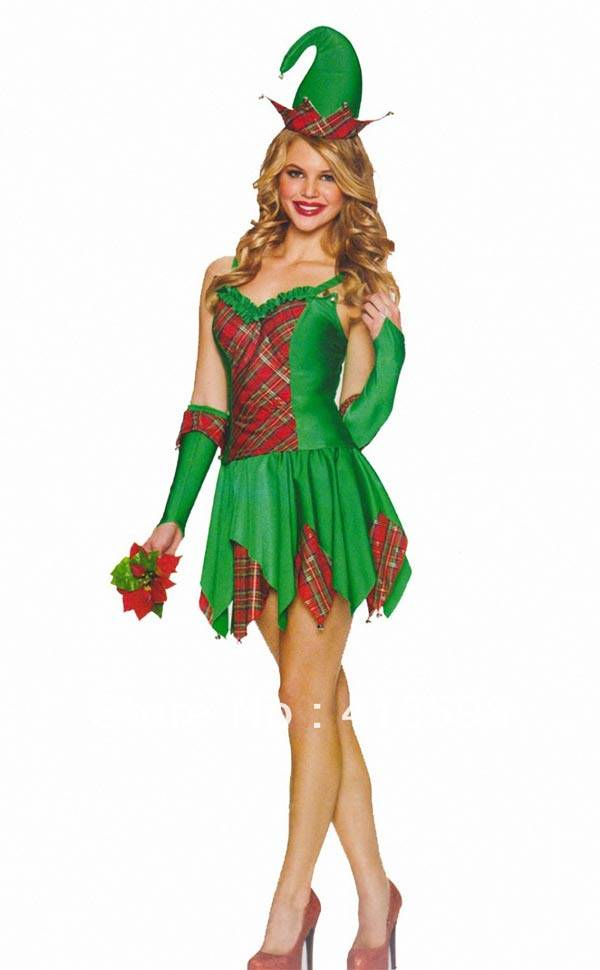 Sexy Adult Christmas Costumes 2013-2014 (7)
