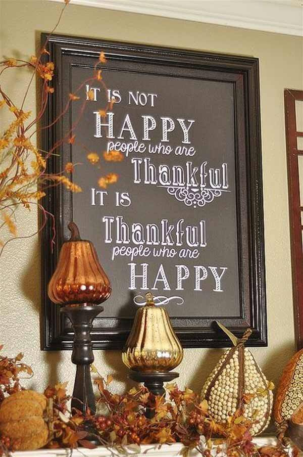 Thanksgiving 2013 - Decorations, Food, And Activities (1)