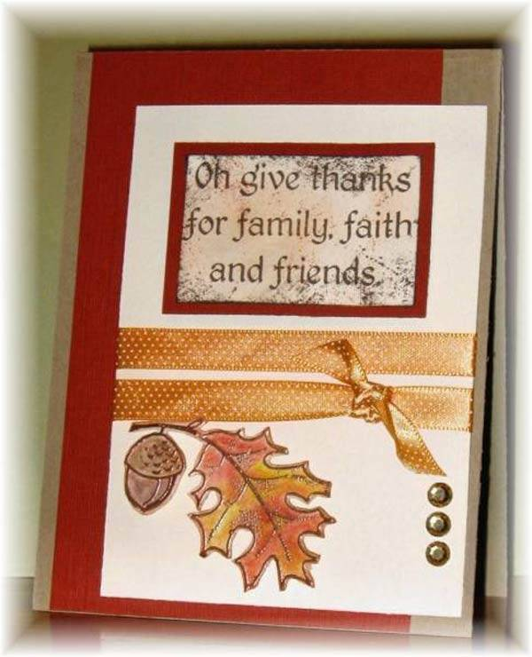 Thanksgiving 2013 - Decorations, Food, And Activities (16)