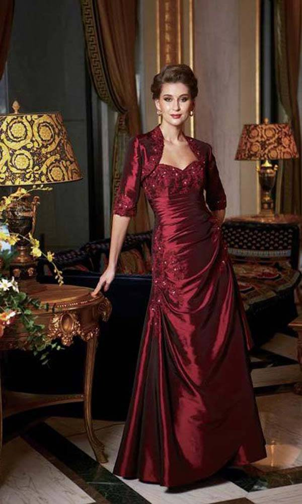 Don't Forget Mom - Mother of the Bride Dresses 2014_41