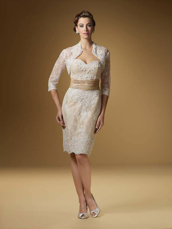 Don't Forget Mom - Mother of the Bride Dresses 2014_42