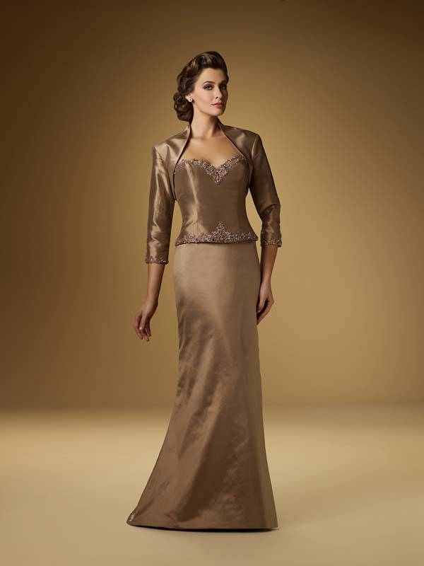 Don't Forget Mom - Mother of the Bride Dresses 2014_43