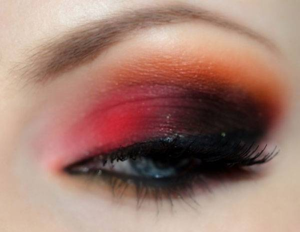 Valentine's Day 2014 Hair, Makeup and Outfit Ideas_21