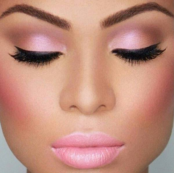 Valentine's Day 2014 Hair, Makeup and Outfit Ideas_27