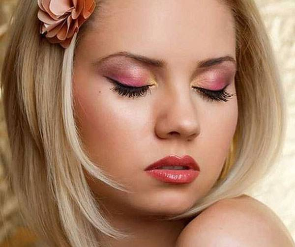Valentine's Day 2014 Hair, Makeup and Outfit Ideas_29