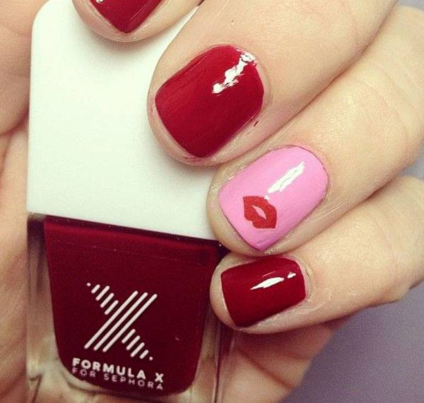Valentine's Day 2014 Hair, Makeup and Outfit Ideas_34
