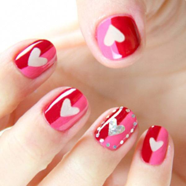 Valentine's Day 2014 Hair, Makeup and Outfit Ideas_38
