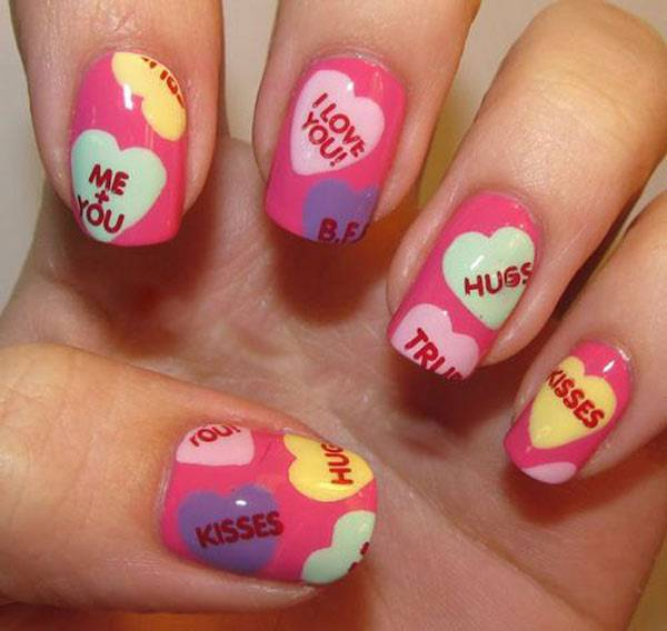 Valentine's Day 2014 Hair, Makeup and Outfit Ideas_42