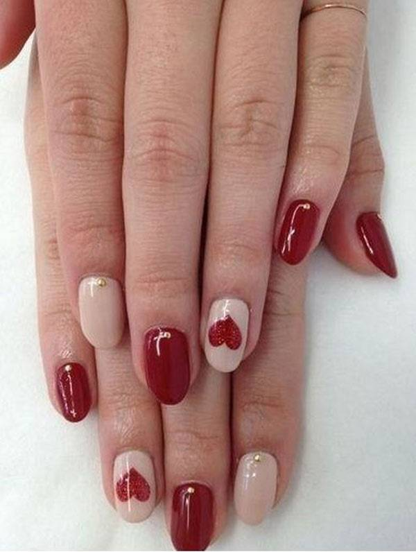 Valentine's Day 2014 Hair, Makeup and Outfit Ideas_43