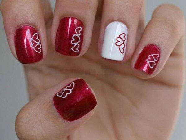 Valentine's Day 2014 Hair, Makeup and Outfit Ideas_45