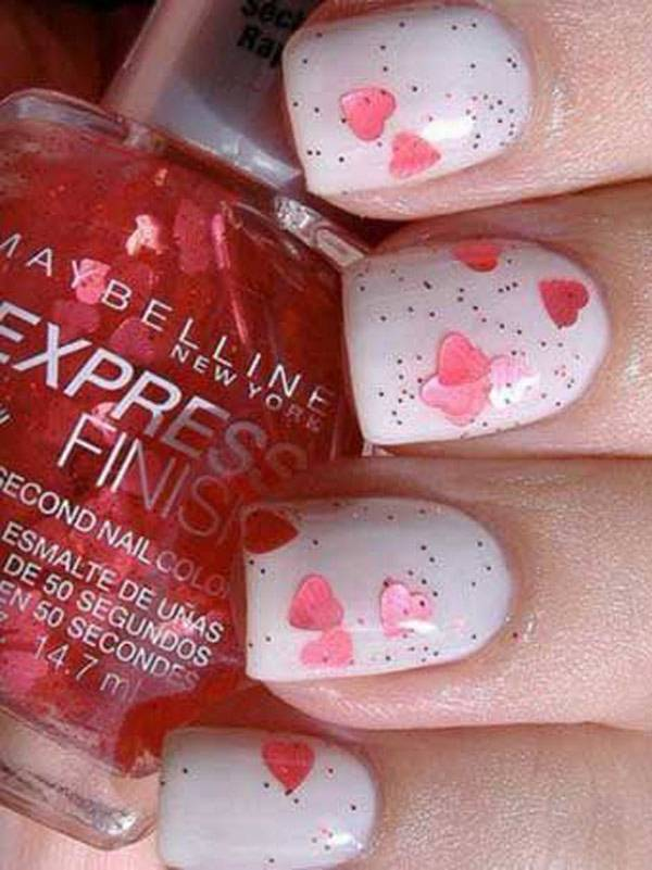 Valentine's Day 2014 Hair, Makeup and Outfit Ideas_48