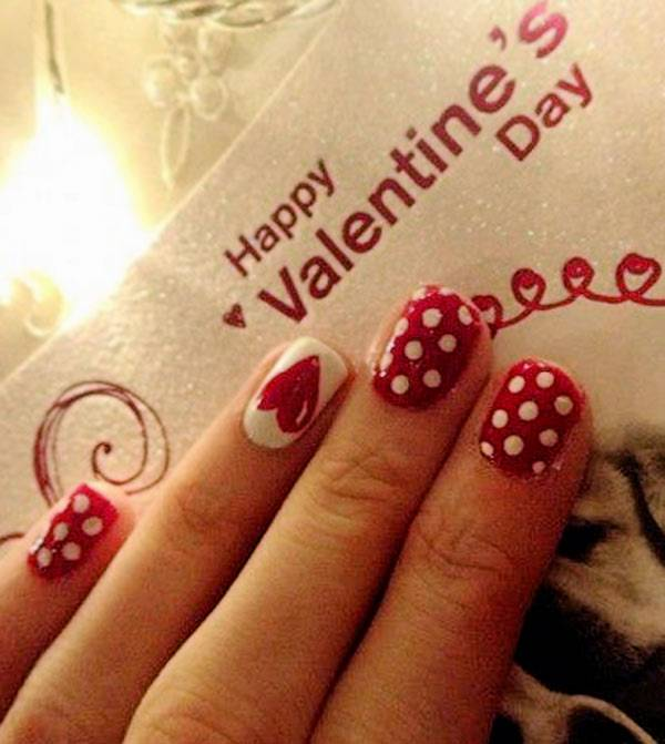 Valentine's Day 2014 Hair, Makeup and Outfit Ideas_50