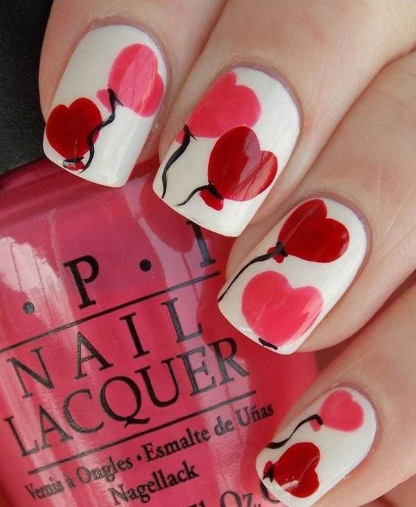 Valentine's Day 2014 Hair, Makeup and Outfit Ideas_51