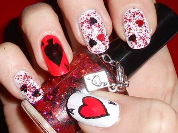 Valentine's Day 2014 Hair, Makeup and Outfit Ideas_52