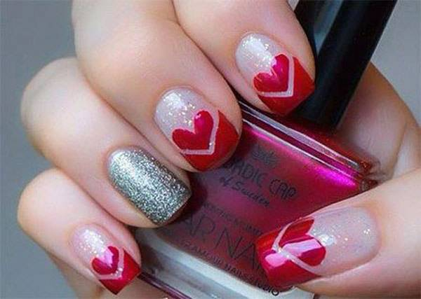 Valentine's Day 2014 Hair, Makeup and Outfit Ideas_53