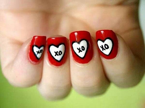 Valentine's Day 2014 Hair, Makeup and Outfit Ideas_55