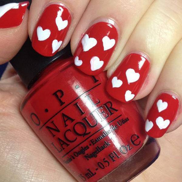 Valentine's Day 2014 Hair, Makeup and Outfit Ideas_57