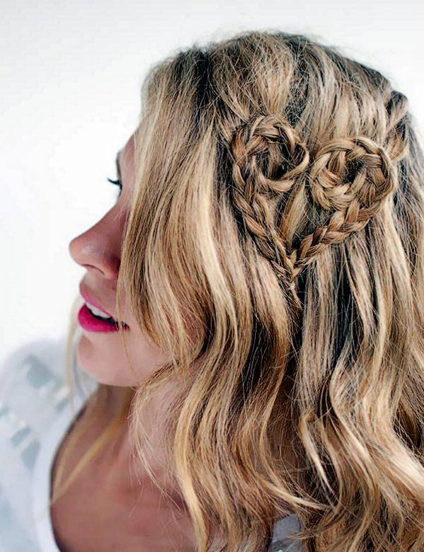Valentine's Day 2014 Hair, Makeup and Outfit Ideas_76